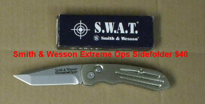Middlesex Village Trading Company Automatic Knives