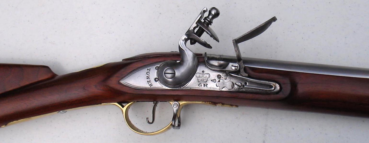 MVTCo Long Land Brown Bess Musket