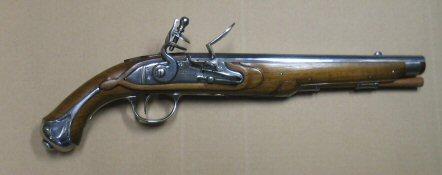 French Model 1733 Pistol