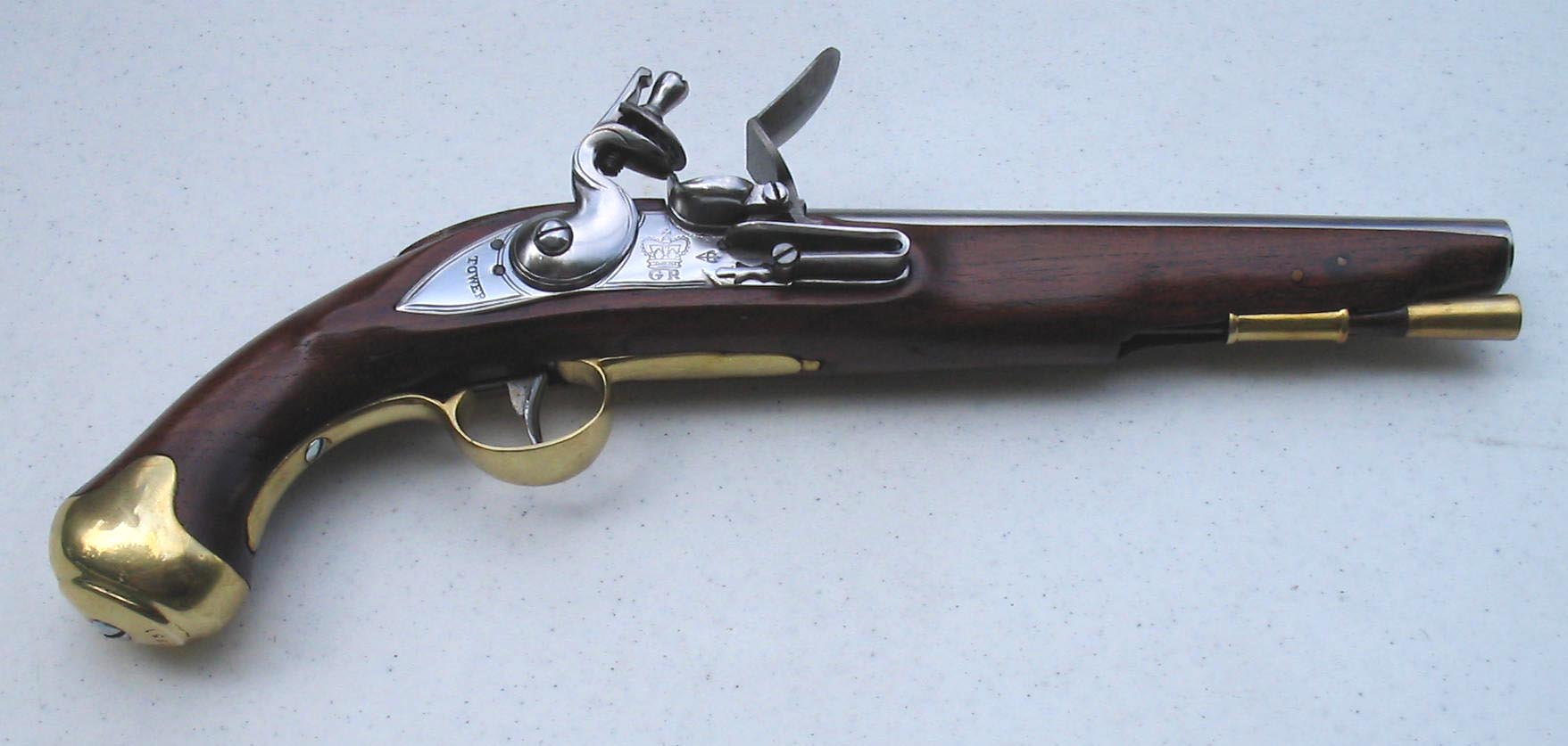 Flintlock Pistol Stock Photos Images. Royalty Free Flintlock ...