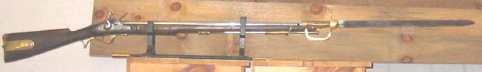 fixed bayonet