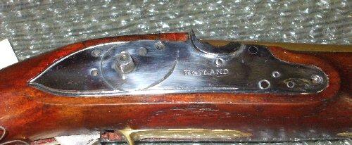 Bill's Ketland pistol lockplate